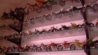 motorcycle  collection (1/18 maisto diecast)