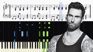 Download Lagu Maroon 5 - What Lovers Do  (feat. SZA) - Piano Tutorial + SHEETS Gratis STAFABAND
