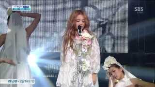 download lagu 이하이 Lee Hi Rose Feat. Cl Sbs Inkigayo 인기가요 gratis