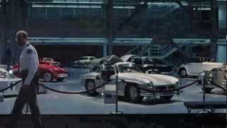 Mercedes-Benz Superbowl commercial / coole Mercedes Werbung