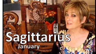 SAGITTARIUS January 2017 ASTROLOGY - HOROSCOPE - Awesome Start of Your Year!