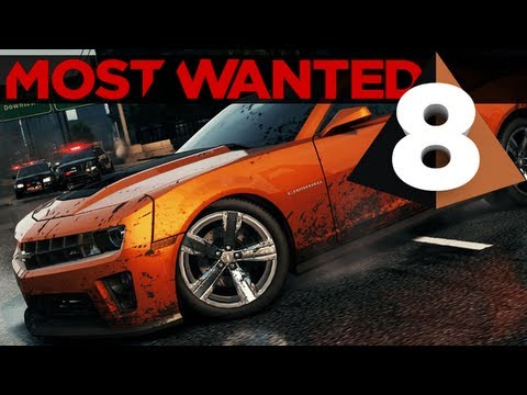 need for speed most wanted walkthrough gameplay part 8. Black Bedroom Furniture Sets. Home Design Ideas