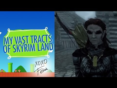 My Vast Tracts of Skyrim Landz