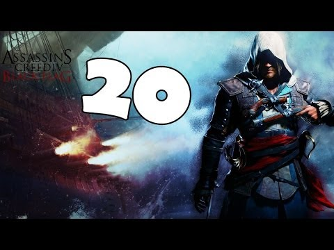 Assassin's Creed 4 Black Flag Walkthrough Part 20 PS4 Gameplay Let's Play Playthrough 1080p HD