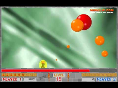 bubble trouble full screen miniclip