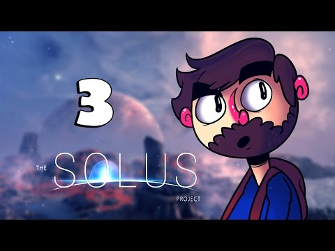 The Solus Project - Cave Aliens? - Gameplay / Let's Play Part 3