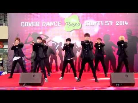 140628 Slowmotion Cover Speed - It's Over the Idol Battle Cover Dance (stage 2) video