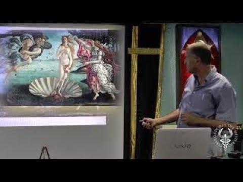7-7-14 Luis Silva: saber Tradicional. Desvelando La Alquimia A Través De Sus Imágenes video