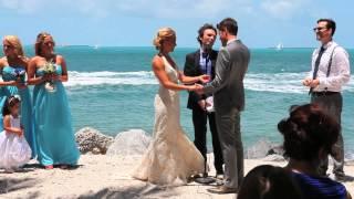 Amy Paffrath and Drew Seeley wedding