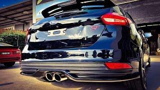 Ford Focus ST - Full Detail On Soft Black Paint