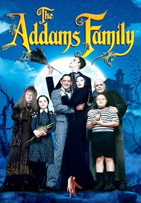 The Addams Family Video