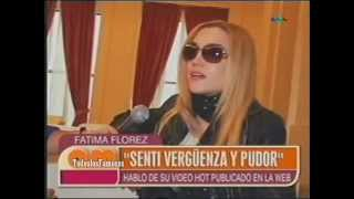 AM- Fatima Florez Hablo de su video hot