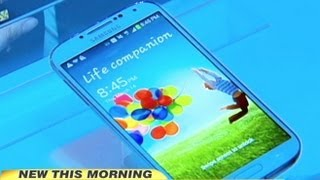 Samsung Galaxy S IV vs. Apple's iPhone_ New Smartphone Poses Signifcant Challenge to Apple