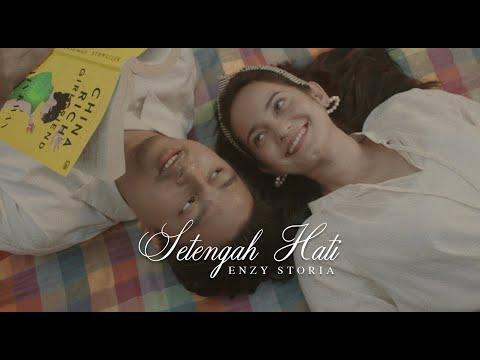 Download Lagu Enzy Storia - Setengah Hati .mp3