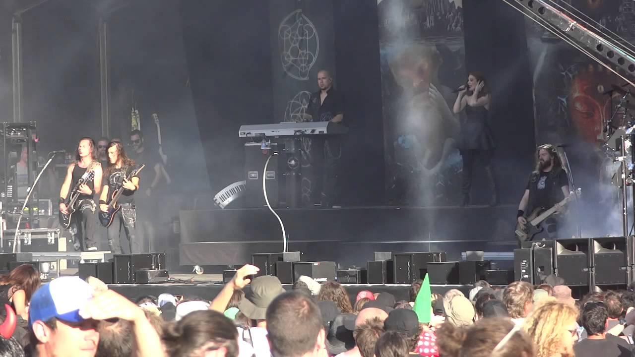 Epica - Live at Hellfest (2015) WEBRip