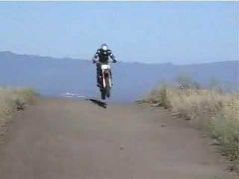 Electric Dirt Bike Second Test