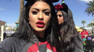 DISNEYLAND VACATION WITH MY BESTFRIEND 2016| JulyssaCouture
