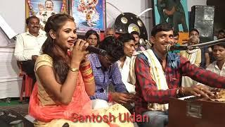 Asharam pal And Rajni Sargam_महोबा आल्हा मंच मेला महोत्सव