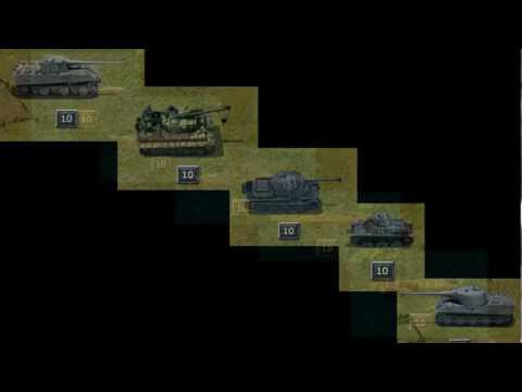 [Panzer Corps] DMP Unit Mod 2.0 by Puma