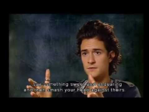 Orlando Bloom Part In Lord Of The Rings