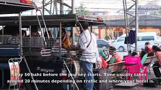 Sex Tourist Express to Pattaya - very cheap!!!