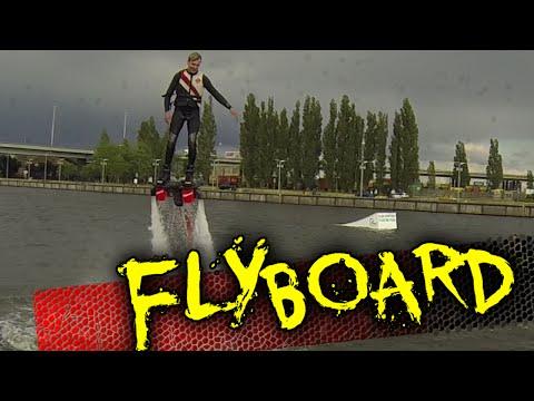 FLYBOARD W Szczecinie