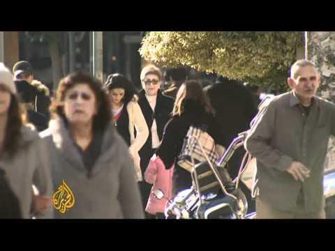 Syria's uprising hurting Lebanese economy