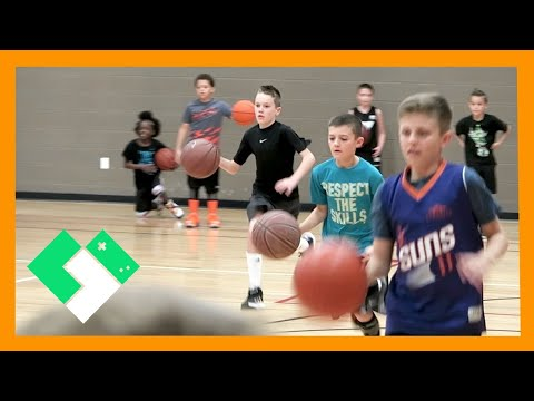 NEW BASKETBALL TEAM TRY OUTS (Day 1439)