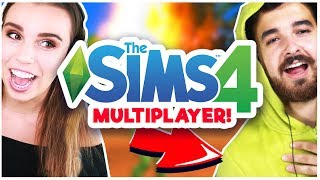The Sims 4 MULTIPLAYER Online! w/ The Sim Supply