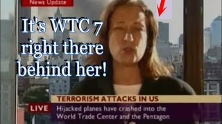 Video: BBC News reported 9/11 Building 7 collapse 20-minutes BEFORE it actually happened 1/3