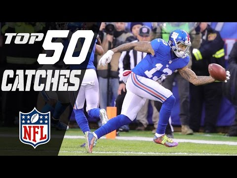 50 Catches Of 2016 Season Nfl Highlights
