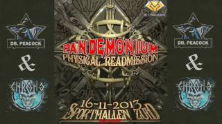 Dr. Peacock & Chrono @ Pandemonium - 16-11-2013 - Sporthallen Zuid - Amsterdam