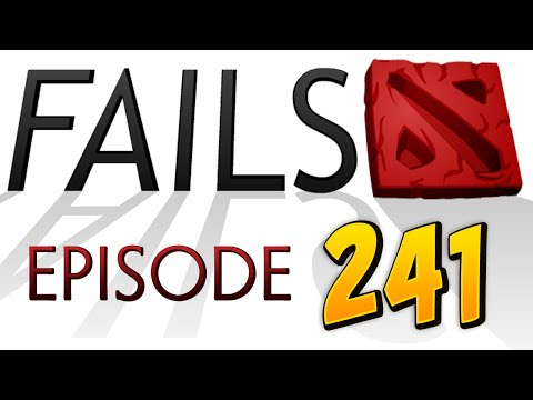 Dota 2 Fails of the Week - Ep. 241