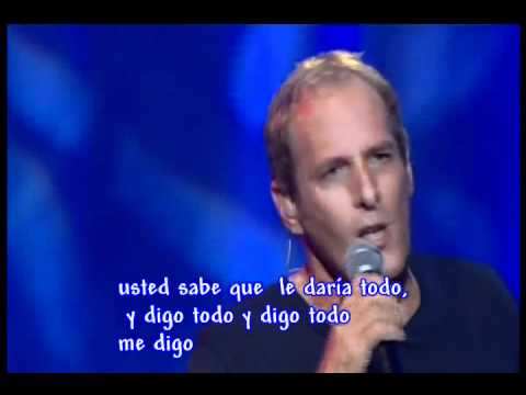 Michael bolton   ' When a man Loves a woman ' subtitulada en espaol