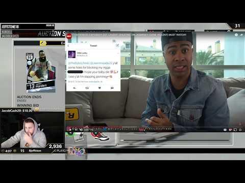 Los Pollos TV reacts to PrettyBoyFredo dissing the 2k Community!! thumbnail