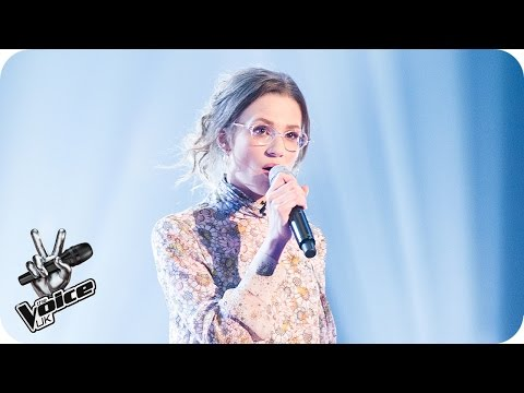 Chloe Castro performs 'Alive': Knockout Performance - The Voice UK 2016