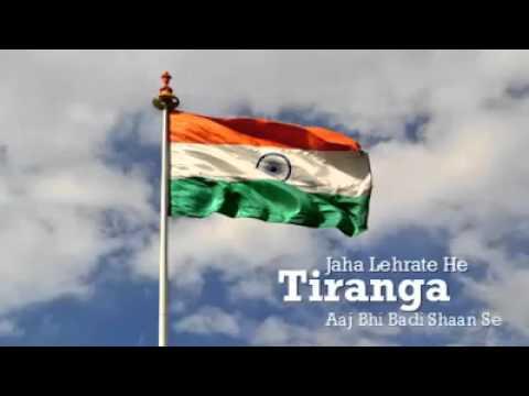 Sare Jahan Se Acha Hindustan Hamara- India Patriotic Songs!!! video