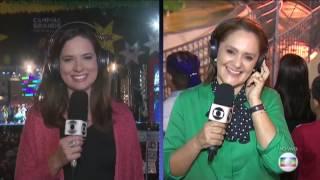 JORNAL DA GLOBO  TV  PARAÍBA 24/06/2017 CAMPINA GRANDE PB