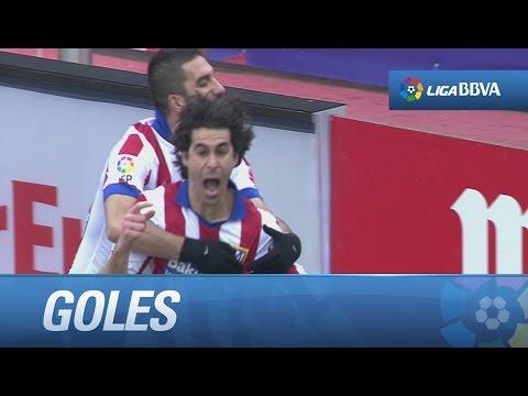 Todos los goles de Atlético de Madrid (4-0) Real Madrid