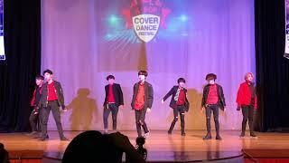 KAIJU X as MONSTA X (몬스타엑스) | K-POP COVER DANCE FESTIVAL 2018 MANILA