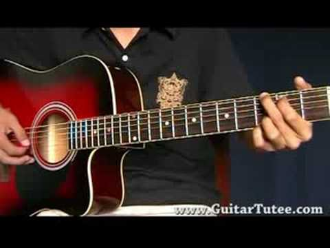 Breathless (of Shayne Ward by www.GuitarTutee.com)