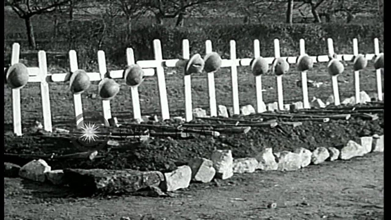 1st World War Graves in France France During World War 1