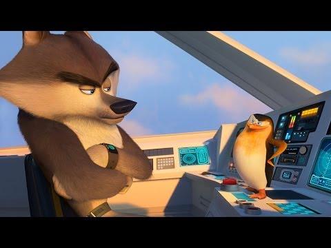 Trailer Los Pingüinos de Madagascar 28 de Noviembre en cines