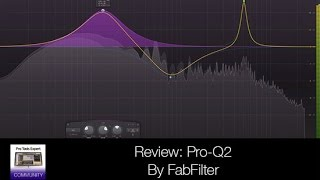 Review - Pro-Q2 By FabFilter