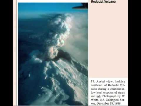Mount Redoubt Volcano Is ERUPTING 3.22.2009 Video