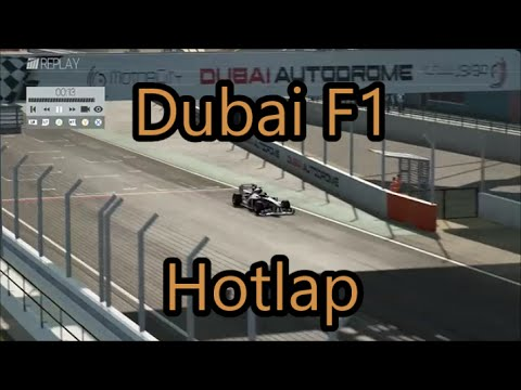Project CARS: Formula A Dubai Hotlap