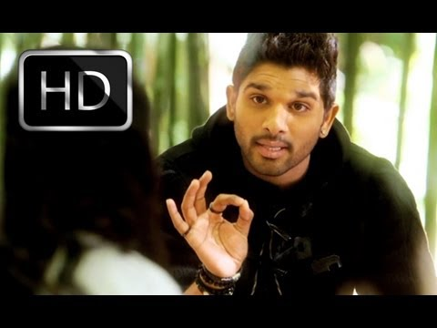 Iddarammayilatho Official theatrical trailer HD 1080p - Allu Arjun, Amala Paul, Catherine Tresa