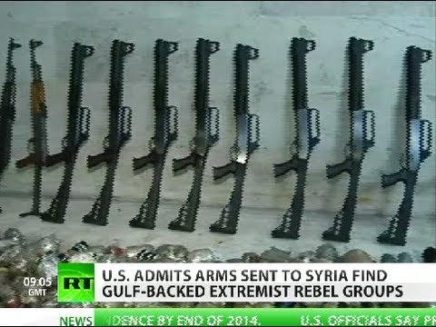 Extremism Export: US admits arms sent to Syria find jihadists