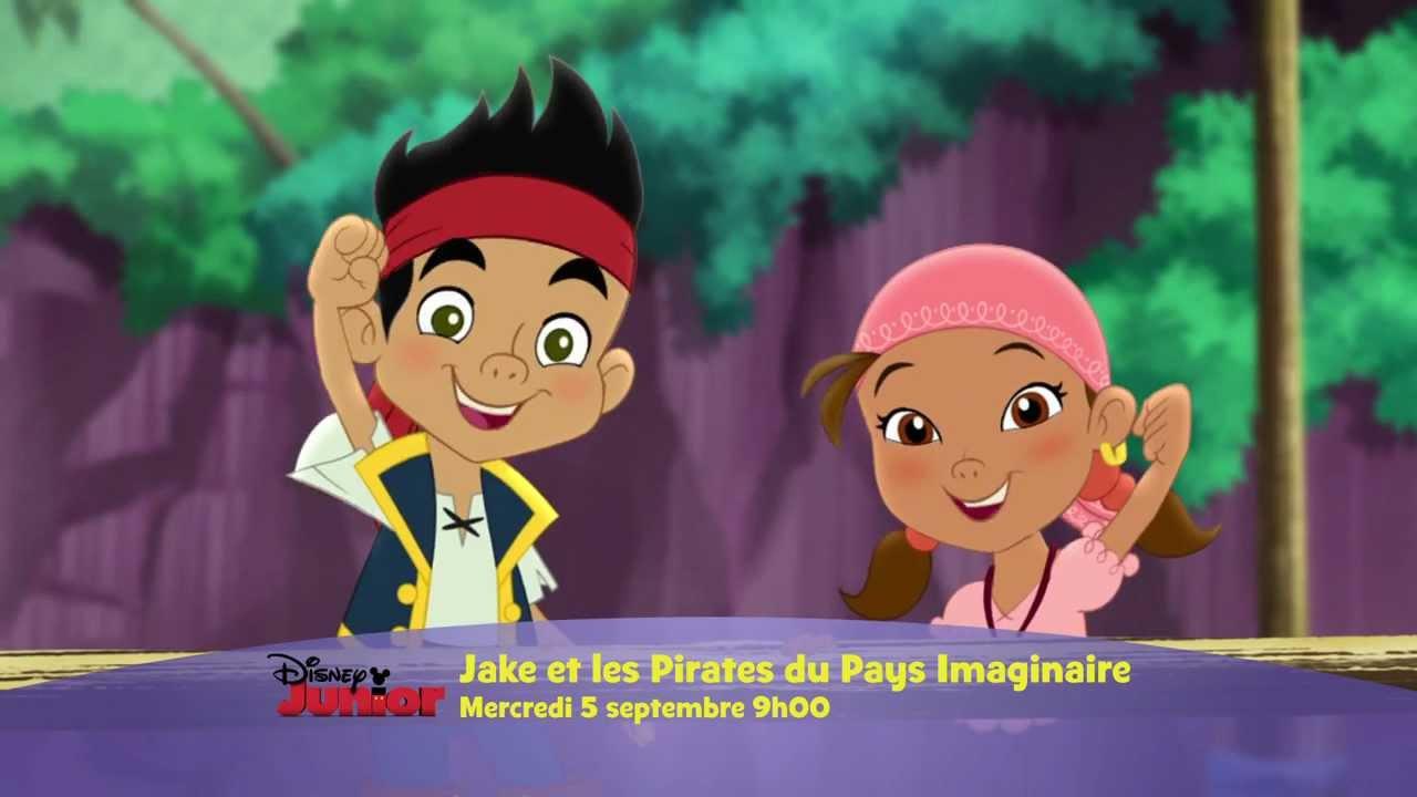 Jake et les pirates du pays imaginaire nouveaux pisodes - Jake et les pirates ...