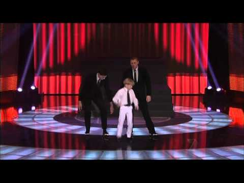 Australia's Got Talent 2011 - Ky Baldwin (Baby)